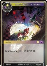 FOIL Alice's World of Madness -Uncommon RDE-042-NM FoW Return of Dragon Emperor