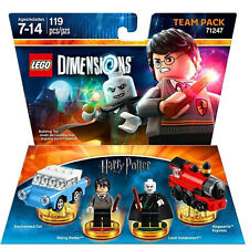 Lego Dimensions 71247 Team Pack Harry Potter Neu & OVP