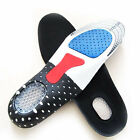 Comfortable Cushion Shock Absorbing Gel Shoe Insole Insert Arch Support - Unisex