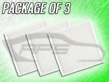 C35516 CABIN AIR FILTER FOR MPV GALANT LEGACY OUTBACK CELICA SIENNA PACKAGE OF 3