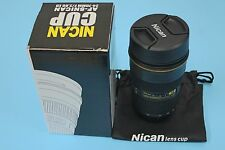 New Coffee Cup For Nikon Fans AF-S NICAN 24-70mm Camera Lens Mug