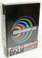 BIGBANG BIG BANG Is Great Taiwan Ltd CD Brick BOX +Poster (Taeyang「Ma Girl」)