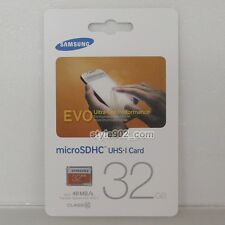 Original SAMSUNG EVO Micro SD 32GB Class10 Memory Card For Galaxy  S4 S5 Note3