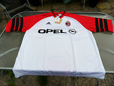 AC MILAN PLAYER ISSUE TRAINING SHIRT 1998-99 2XL MENS BRAND NEW TAGGED
