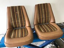 A100 Vintage Van Bucket Seats OEM SUPER STOCK DODGE MOPAR 1960's 1970's Original