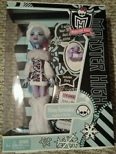 Monster High Abbey Bominable 1st first run edition