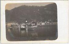 CARTOLINA d'Epoca - COMO Città : PIROSCAFO  1912