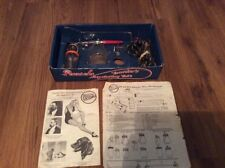 Vintage Paasche travelers air painting unit, w/ instruction guide