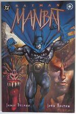 1995 BATMAN MANBAT GRAPHIC NOVEL TPB  #2  -   VF        (INV9599)