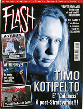 FLASH 182 2004 Timo Kotipelto Velvet Revolver In Flames After Forever Areknames