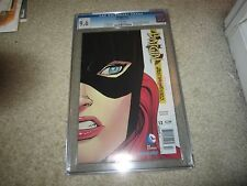 ULTRA RARE BATGIRL #13 NEWSTAND VARIANT DIFFERENT COVER CGC 9.6 !!!!!