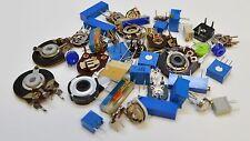 Componentes electrónicos Surtido-Adorno De Macetas, potenciómetros-Pack De 50