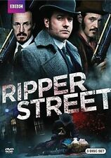 Ripper Street BBC (DVD, 2013, 3-Disc Set) Brand  NEW                         lx1