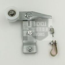 Performance Spring Chain-Tensioner for Motorized Bike - With DUAL Bearings