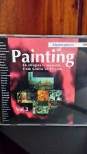 Masterpieces of Painting Vol 2 PC CD ROM