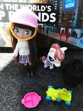 Littlest Pet Shop Blythe and Pet Horse Cute