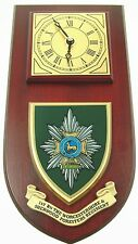 1ST BTN WORCESTERSHIRE AND SHERWOOD FORESTERS HAND MADE TO ORDER WALL CLOCK