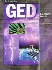 GED Exercise Bks.: GED Exercises : Science by Steck-Vaughn Staff (2000,...