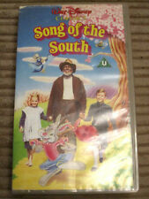 100% Genuine Disney's Song of the South VHS - Holograms