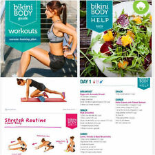 Kayla Itsines Bikini Body Guides & H.E.L.P Nutrition