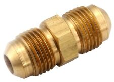 Anderson Metals 754042-10 5/8-Inch  Low Level Union Flare Fitting, Brass