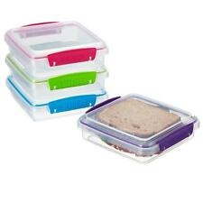 Sistema sandwich  lunch Box container Office,School kids 450 ml  BPA Free