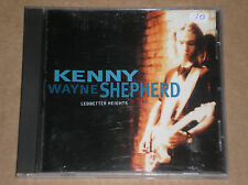 KENNY WAYNE SHEPHERD - LEDBETTER HEIGHTS - CD COME NUOVO (MINT)