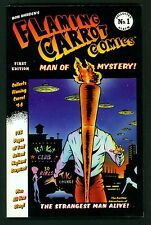 Flaming Carrot Comics ~ Man Of Mystery ~ Collected No. 1 ~ 1st Print Paperback