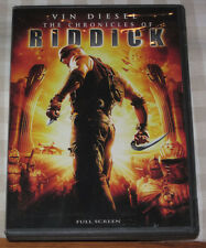 The Chronicles of Riddick (Theatrical Full Screen Edition (2004)
