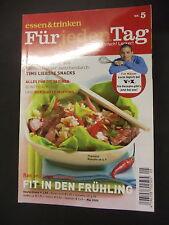Essen und Trinken für jeden Tag, Tim Mälzer: Fit in den Frühling 5/2005