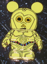 Vinylmation STAR WARS C3PO Robot Mystery Disney Pin WDW Authentic Park Pin