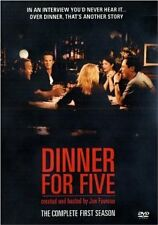 Brand New DVD Dinner For Five - Season 1 (2001) Jon Favreau Sean Astin Jennifer