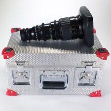 """Canon HJ11x4.7B-III KLL-SC HD-EC T2.1 2/3"""" B4 Hi-UD Super-Wide Angle Zoom Lens"""