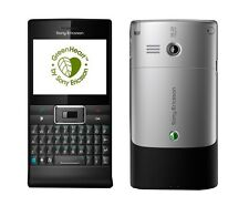 Sony Ericsson Aspen M1i Black Touch And Type QWERTY Black Without Simlock B-Ware
