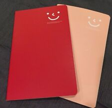 2pc Notepad Memo Paper Diary korean Notebook Exercise Book nb002