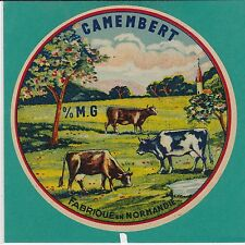 I584 FROMAGE CAMEMBERT NORMANDIE