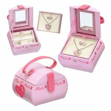 PLAYBOY BUNNY NECKLACE & EARRING JEWELLERY GIFTBOX NEW IN VALENTINE GIFTBOXED