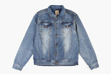 Insight Pack Batch 90's Jacket (S) Stone Wash Blue