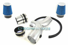BLACK BLUE DUAL 03 04 05-09 DODGE RAM/DURANGO/ASPEN 5.7L V8 HEMI TWIN AIR INTAKE