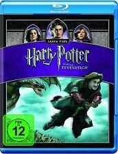 HARRY POTTER UND DER FEUERKELCH (Blu-ray Disc) NEU+OVP