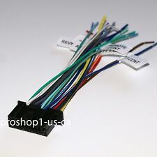Kenwood  DNX-7160 DNX7160  Wire Harness Wiring Harness 22 pin