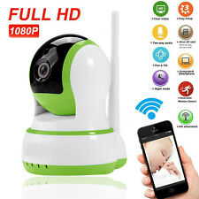 1080P HD Security Network CCTV IP Camera Night Vision WIFI Webcam Baby Monitor