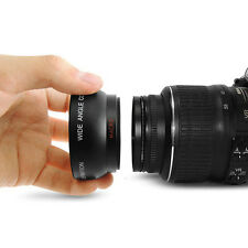 58MM 0.45 x Wide Angle Macro Lens for Nikon D3200 D3100 D5200 D5100 OE
