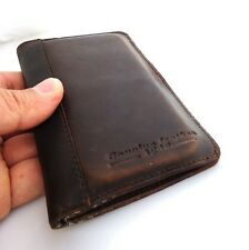 genuine real leather case for iphone 4s cover purse s 4 book handmade wallet new