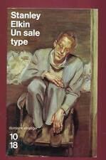 10/18. STANLEY ELKIN: UN SALE TYPE. 1993.