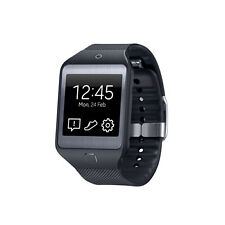 SAMSUNG Galaxy Gear 2 Neo SM-R381 Charcoal Black Bluetooth Android Smart Watch