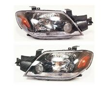 MITSUBISHI Outlander 2003-2005 Front Head lamps Headlights (LEFT+RIGHT) ONE SET