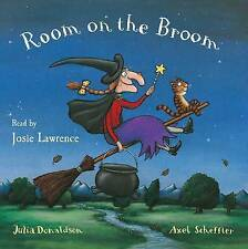ROOM ON THE BROOM by Julia Donaldson (CD-Audio, 2004) BRAND NEW