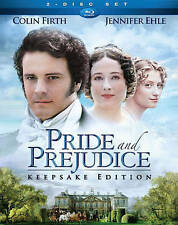 Pride & Prejudice [Blu-ray], New DVD, ,