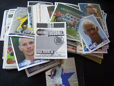 Panini Bundesliga Fußball 02/03 2002 2003 4 St. Sticker Sammelbilder Buli